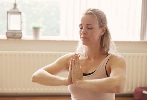 Ademhalings- en meditatieles 24 JAN
