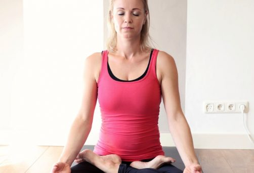 LIVE ONLINE EN IN DE STUDIO: Ademhalings- en meditatieles 30 OKT